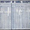 தமிழ் மொழியானது மிக மிகப் பழமையான, தொன்மை வாய்ந்த மொழியாகும்!