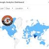 உலகத் தமிழர் பேரவையின் இணையம் (www.worldtamilforum.com) உலகின் பல்வேறு நாடுகளில் பார்வையாளர்கள் பார்த்திருப்பதை Google Analytics உறுதி செய்கிறது!