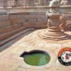மாமல்லபுரம் கடற்கரை கோவில் பழங்கால கிணற்றில் கடல் மட்ட நீரூற்று, அதிசயத்தால் வியப்பு!