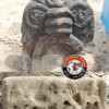 கி.பி.10-ம் நூற்றாண்டை சேர்ந்த சமண தீர்த்தங்கரர் சிலை பரமக்குடி அருகே  கண்டுபிடிப்பு!