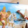 ராஜேந்திர சோழனுக்கு உயிர் கொடுத்த ஒவியர்!