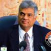 இலங்கை பிரதமராக மீண்டும் பதவியேற்றுக் கொண்ட ரணில் விக்கிரமசிங்க!