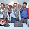 ராஜராஜ சோழனின் மனைவி தஞ்சாவூர் பெரிய கோயிலுக்கு வழங்கிய 2 ஐம்பொன் சிலைகள் மீட்பு!