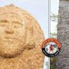 சிவகங்கை அருகே 18-ம் நூற்றாண்டைச் சேர்ந்த குமிழி மடைத்தூண் கல்வெட்டு கண்டுபிடிப்பு!