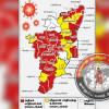 தமிழகத்தில் கொரோனாவால் அதிகம் பாதிக்கப்பட்ட 22 மாவட்டங்கள் எவை? பாதிக்கப்படாத 9 மாவட்டங்கள் எவை?