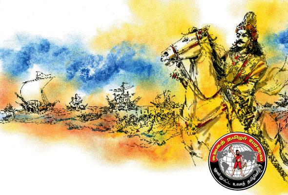 ராஜேந்திர சோழனின் வெற்றியை நிரூபிக்கும் கல்வெட்டு அழிப்பு : வரலாற்று ஆய்வாளர்கள் அதிர்ச்சி
