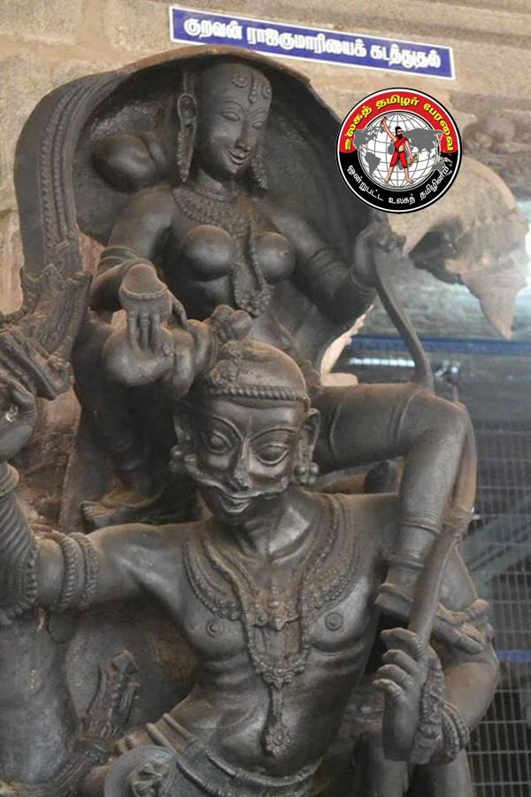 திருநெல்வேலி மாவட்டம் கிருஷ்ணாபுரம் கோவில் சிற்ப கலை!
