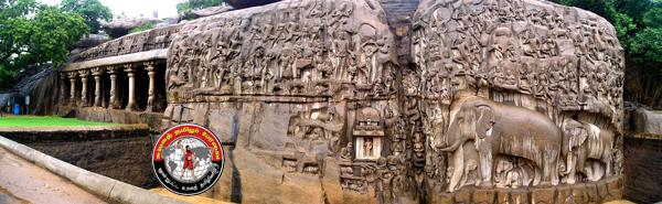 கல்லிலே கலைவண்ணம் கண்ட மாமல்லபுரம்!