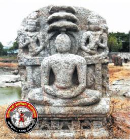 1000 year old Mahavira statue