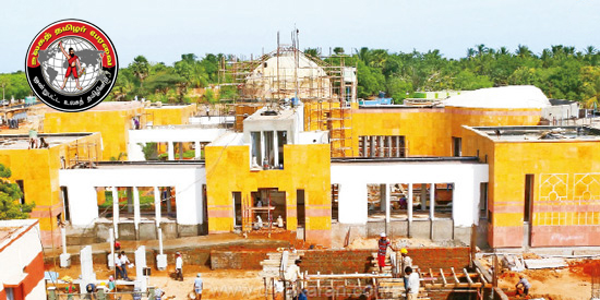 ராமேஸ்வரத்தில் உள்ள அப்துல்கலாம் நினைவிடத்தில் 'அக்னி ஏவுகணை'!