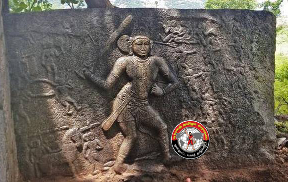 திருப்பத்தூர் அருகே ஏரிக்கோடியூர் கிராமத்தில் கண்டறியப்பட்ட 1,300 ஆண்டுகள் பழமையான நடுகல்!