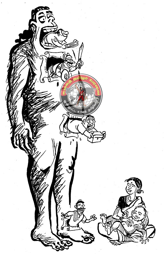 தமிழர் குமுகத்தில் சங்ககாலத்திற்குப் பிறகு சமணத்தின் தாக்கத்தில் உருவான சாதியம்!