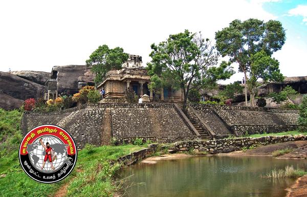 கன்னியாகுமரியில் அமைந்திருக்கும் சிதறால் குகைக் கோயில்!