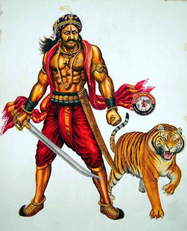கொங்கு சக்கரவர்த்தி தலையூர் காளி மன்னர்!