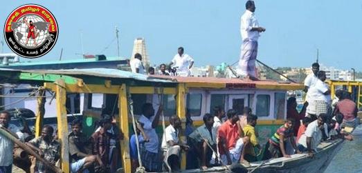 இலங்கை சிறையில் இருந்து தமிழக மீனவர் 109 பேர் விடுதலை!