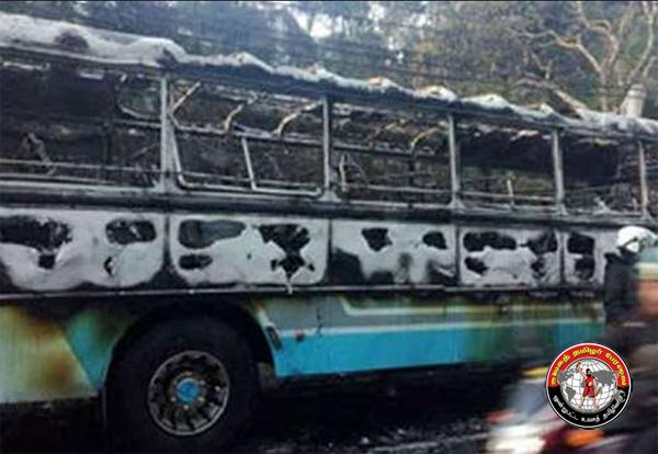 இலங்கையில் குண்டுவெடிப்பு: ராணுவத்தினர் 12 பேர் உள்பட 19 பேர் காயம்!