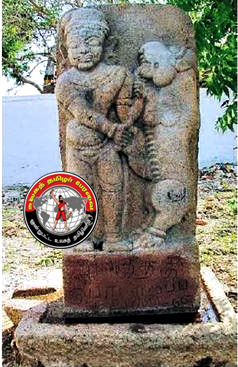 பெரியநாயக்கன்பாளையம் அருகே 600 ஆண்டு பழமையான புலிக்குத்திக்கல் கண்டுபிடிப்பு!
