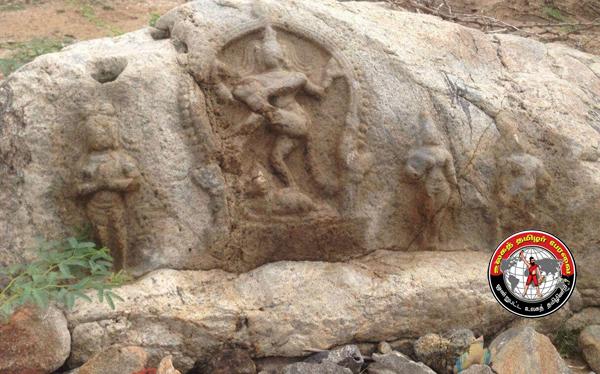 திண்டுக்கல்லில் கி.மு.3 ம் நூற்றாண்டு சமணப் படுக்கைகள் கண்டுபிடிப்பு!