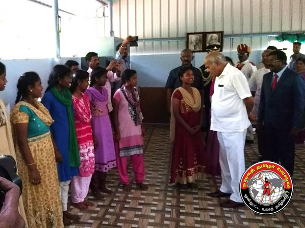 """``தமிழ் மொழி இனிமையான மொழி!"""" - ஆளுநர் பன்வாரிலால் புரோஹித் புகழாரம்!"""