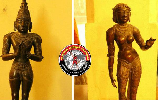 குஜராத்தில் ராஜராஜ சோழன் சிலை மீட்பு! - 50 ஆண்டுகளுக்குப் பிறகு தமிழகம் வருகிறது!