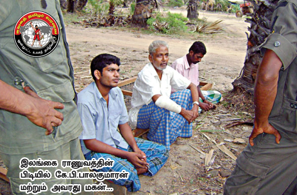 What Happened to the LTTE Cadres Who Surrendered to the Army at Vadduvakal on May 18, 2009? Veluppillai Thangavelu Question Mr. President!