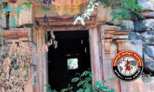 திருப்பூர் அருகே சமணர் கோவிலில் தெலுங்கு கல்வெட்டு கண்டுபிடிப்பு!