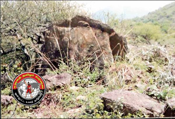 போடி அருகே மலைக் கிராமத்தில் 9 கல்திட்டைகள் கண்டுபிடிப்பு!