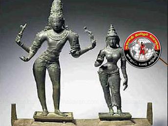 தமிழகத்தில் இருந்து திருடிச் செல்லப்பட்ட ரூ.3.5 கோடி மதிப்புள்ள 2 சிலைகள் ஒப்படைப்பு!