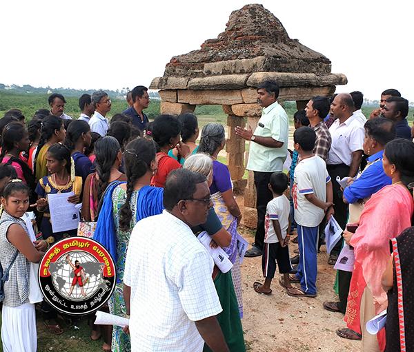 நரிப்பையூர் உலகம்மன் கோவிலில் 13–ம் நூற்றாண்டு கல்வெட்டு கண்டுபிடிப்பு!
