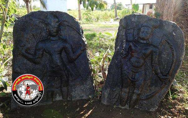 சேலம் அருகே, 14-ம் மற்றும் 13-ம் நூற்றாண்டைச் சேர்ந்த  நடுகற்கள் கண்டுபிடிப்பு!