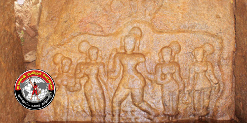 கிருஷ்ணகிரி அருகே 400 ஆண்டுகள் பழமையான நடுகல் கண்டுபிடிப்பு!